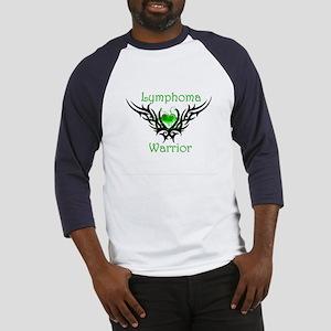Lymphoma Warrior Baseball Jersey