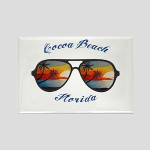 Florida - Cocoa Beach Magnets