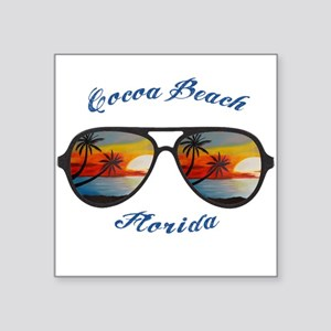 Florida - Cocoa Beach Sticker
