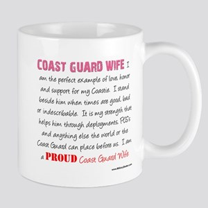 I Am...a Coast Guard Wife Mug