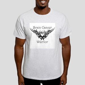 Brain Cancer Warrior Light T-Shirt