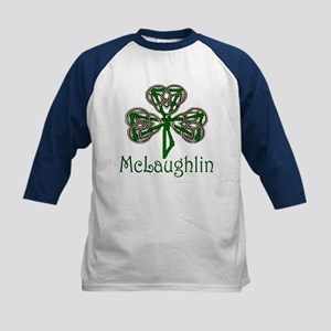 McLaughlin Shamrock Kids Baseball Jersey