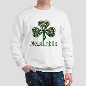 McLaughlin Shamrock Sweatshirt