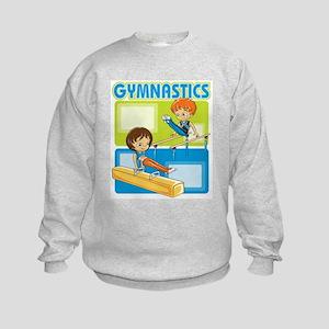 Boys' Gymnastics Kids Sweatshirt