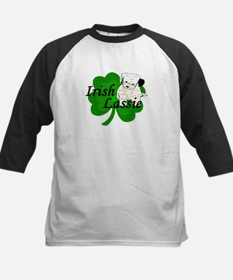 Irish St. Patrick's Kids Baseball Jersey