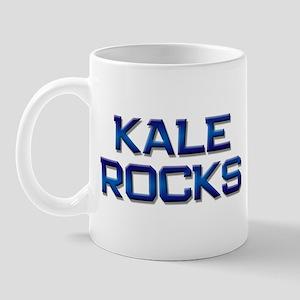 kale rocks Mug