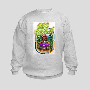 Albert's Off Road Kids Sweatshirt