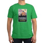 Pershing's Crusaders Poster A Men's Fitted T-Shirt