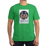 Enlist in the Navy Men's Fitted T-Shirt (dark)