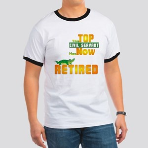 Retired Top Civil Servant 1&2 Ringer T