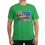 Camp Blanding Florida Men's Fitted T-Shirt (dark)