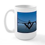 Bridge To Light Large Mug