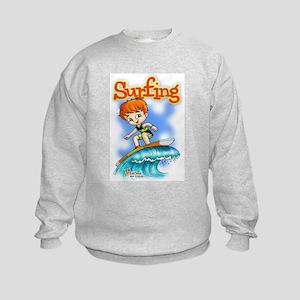 Jacob's Surf's Up Kids Sweatshirt