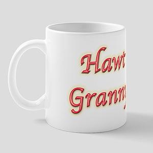 Hawt Granny Mug