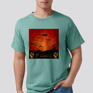 Harvest Moons 1st Cavalry Past and Present T-Shirt