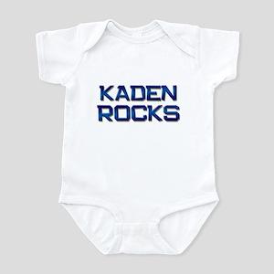 kaden rocks Infant Bodysuit