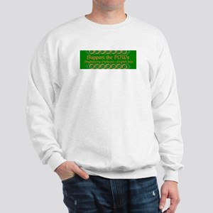 Support the POWs  Sweatshirt