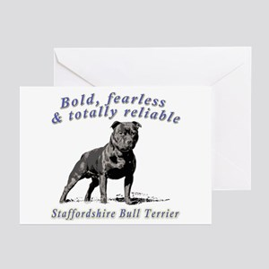 SBT UK Breed Standard Greeting Cards (Pk of 10)