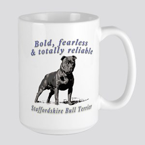 SBT UK Breed Standard Large Mug