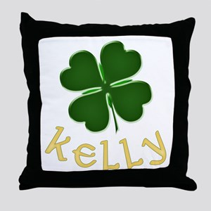 Kelly Irish Throw Pillow