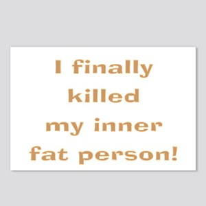 Dead fat Postcards (Package of 8)
