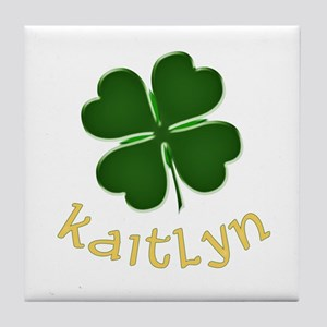 Kaitlyn Tile Coaster
