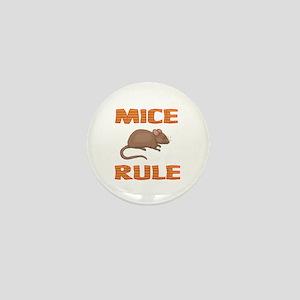 Mice Mini Button