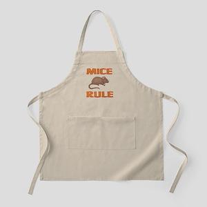 Mice BBQ Apron