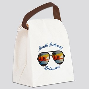 Delaware - South Bethany Canvas Lunch Bag