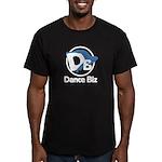 Dance Biz Men's Fitted T-Shirt (dark)