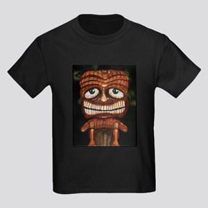 Phi Tiki 2 Kids Dark T-Shirt
