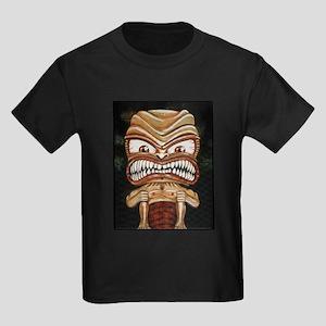 Phi Tiki 4 Kids Dark T-Shirt