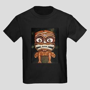 Phi Tiki 5 Kids Dark T-Shirt