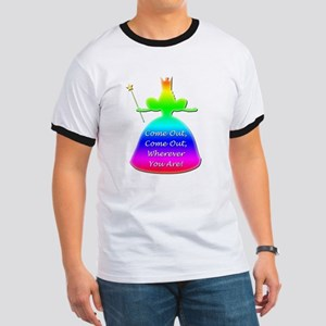 """GLBT """"Come Out"""" - Ringer T"""