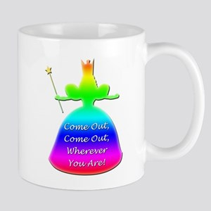 """GLBT """"Come Out"""" - Mug"""
