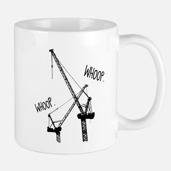 Whooping Cranes Mug