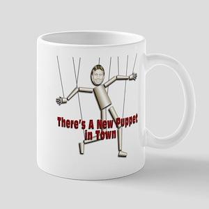 Bobby Jindal, new puppet Mug