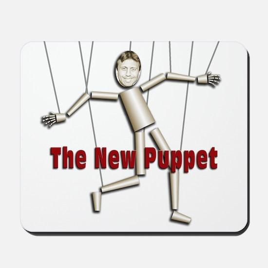 Bobby Jindal, new puppet Mousepad