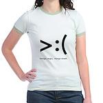 Mongo Angry Mongo Smash Jr. Ringer T-Shirt