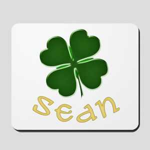 Sean Irish Mousepad