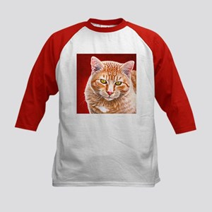 Wildstar the Cat Kids Baseball Jersey