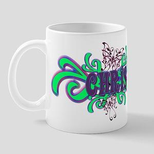 Chris's Butterfly Name Mug
