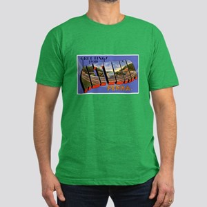 Altoona Pennsylvania Greeting Men's Fitted T-Shirt