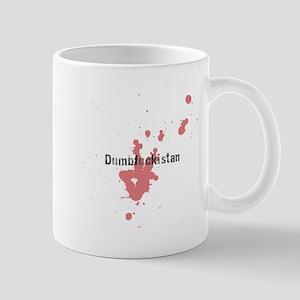 Dumbfuckistan Mugs
