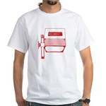 The Truth And Lies White T-Shirt
