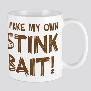 I MAKE MY OWN STINK BAIT! Mug
