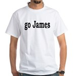 go James White T-Shirt