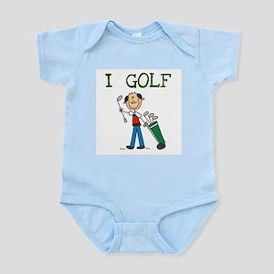 Male I Golf Infant Bodysuit