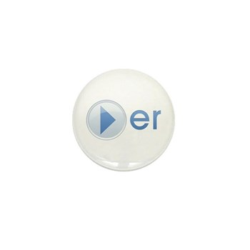 Player Mini Button (10 pack)