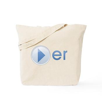 Player Tote Bag